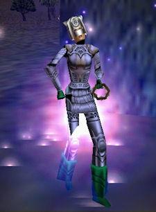 Aislinn, my EverQuest Bard