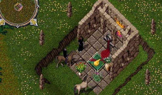 Ultima Online shrine pilgrimage